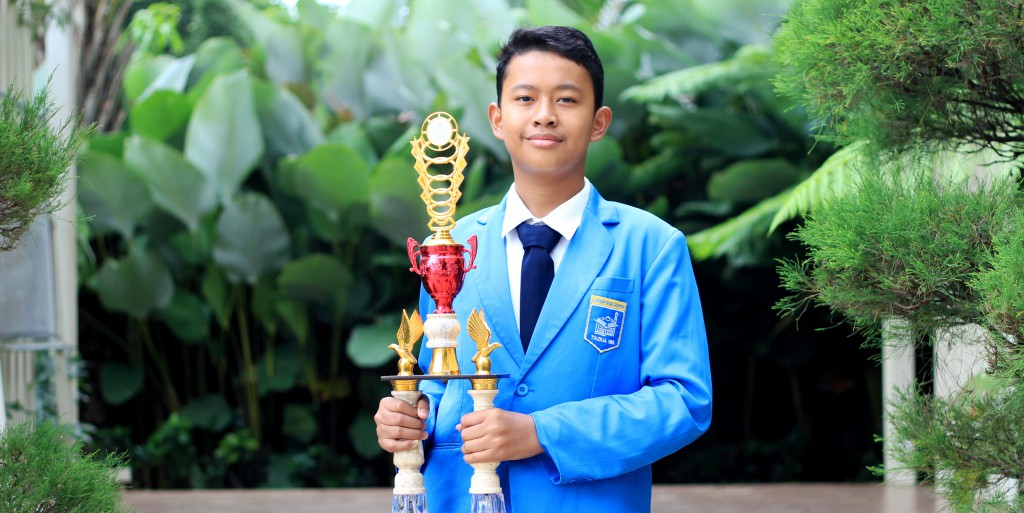 Achieved The 1st Place of PGRI Madiun Math Olympic, Tamam Fajar Wanted to Improve His Skill