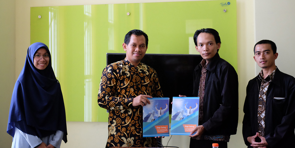Tazkia IIBS Lead to The Next Level of Security by Signing Cooperation with Microsoft