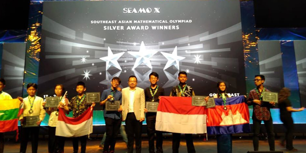 Getting Back to International Math Competition, Tazkia International Islamic Boarding School (IIBS) Sent its Students to Participate in Southeast Asian Mathematical Olympiad (SEAMO) X 2020