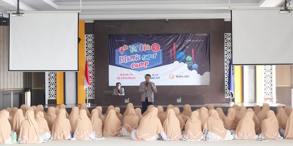 Supporting Senior High School Students' Further Education, Tazkia IIBS Promotes University Entrance Pathways