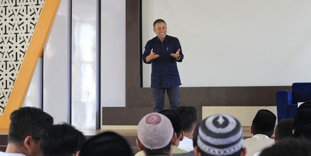 Dr. Zaim Uchrowi, MDM: Shaping People to Leading by Prophetic Character Building